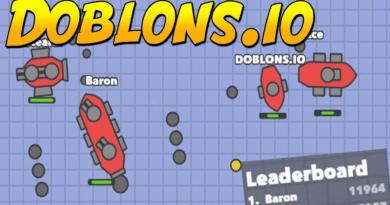 Dokážete být nejlepším hráčem v Doblons.io?