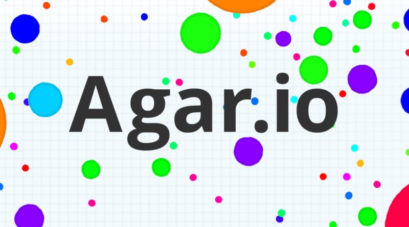 Dokážete být nejlepší v io hře Agar.io?