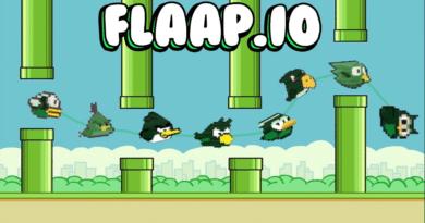 Dokážete být lepší než všichni ostatní v io hře Flaap.io?