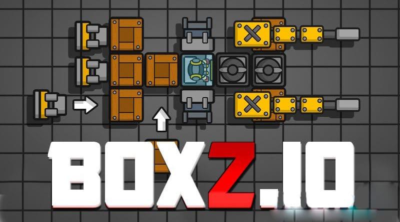 Dokážete porazit všechny v io hře Boxz.io?