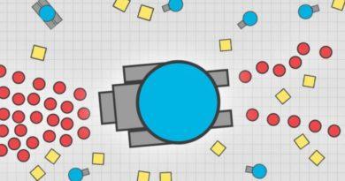 Diep.io je jedna z nejoblíbenějších her na světě.