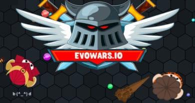 Zahrajte si EvoWars.io a dostaňte se až na konec!