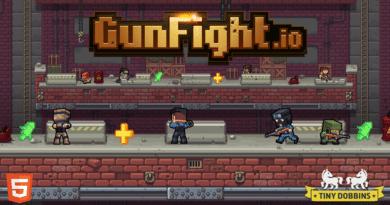 Dokážete porazit všechny ve hře Gunfight.io?