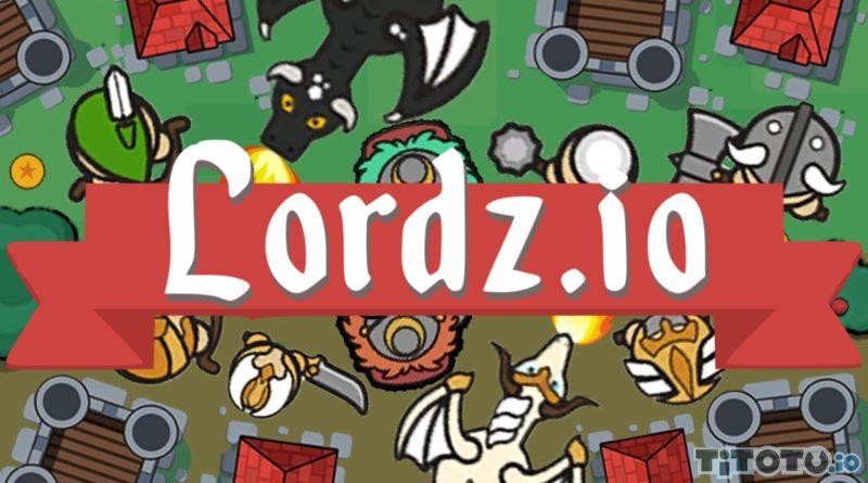 Lordz.io je nový formát io hry, který si zamilujete.