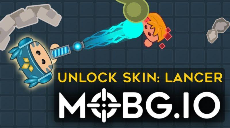 Akční střílečka Mobg.io je přímo pro vás.