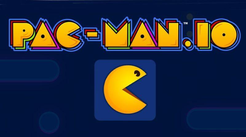 Připomeňte si staré dobré časy a zahrajte si io hru Pacman.io.