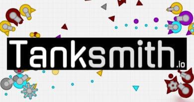 TankSmith.io. Dokážete být nejlepší?