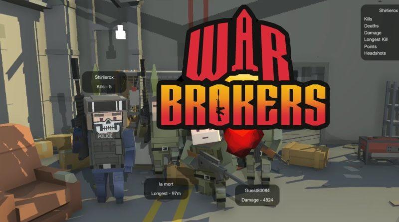 WarBrokers.io si zamilujete!
