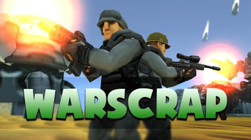 WarScrap.io. Dokážete být nejlepší?