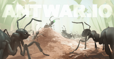 Dokážete založit kolonii v io hře AntWar.io?