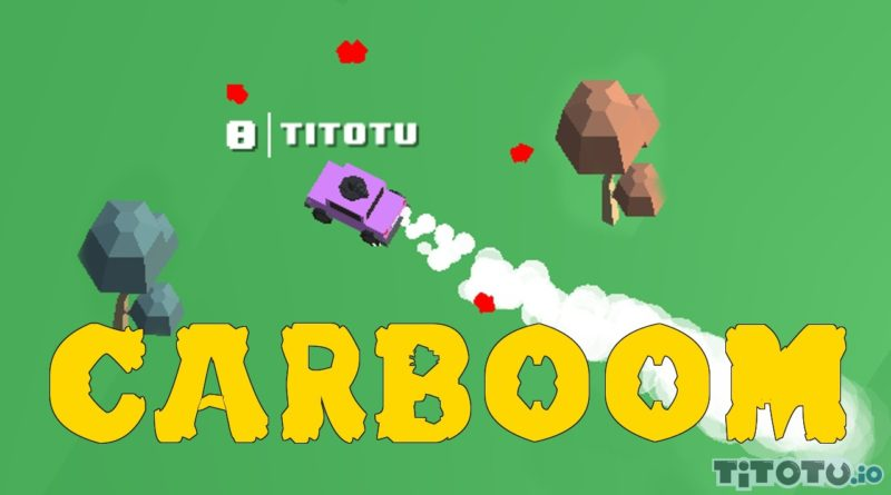 Io hru Carboom.io si určitě zamilujete.