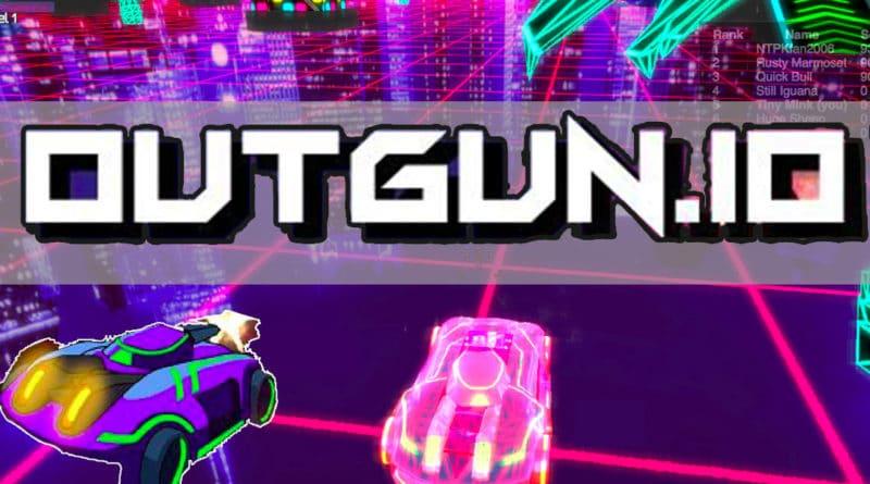 Io hru Outgun.io si určitě zamilujete.