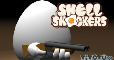 Io hru Shell Shockers si určitě zamilujete.