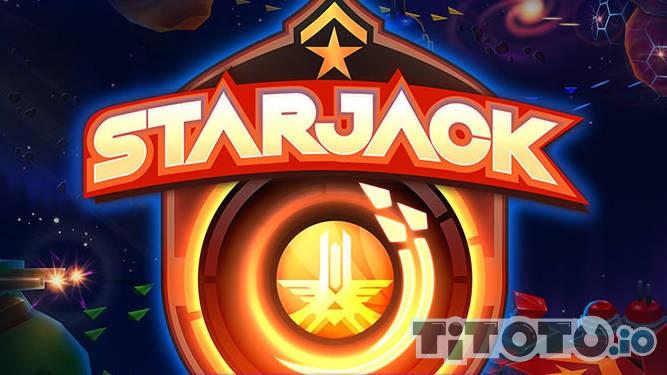 Dokážete být nejlepší v io hře StarJack.io?