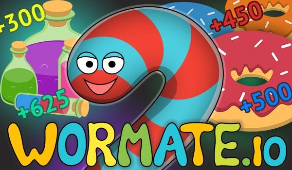 Dokážete být největší had ve Wormate.io?