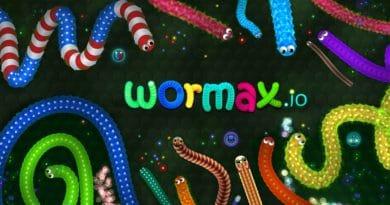 Dokážete být nejlepší v io hře Wormax.io?
