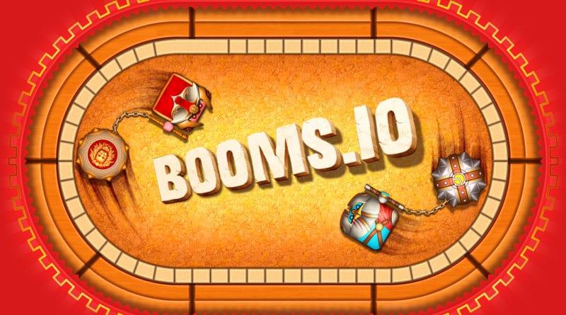 Booms.io. Dokážete být nejlepší?